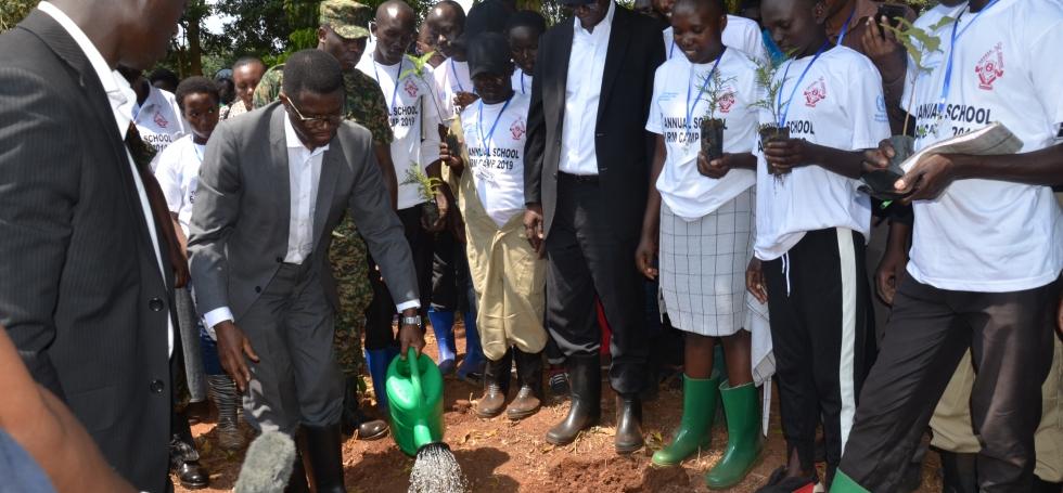 Buganda Premier